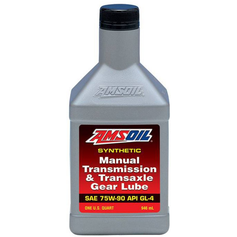 AMSOIL Synthetic Manual Transmission & Transaxle Gear Lube