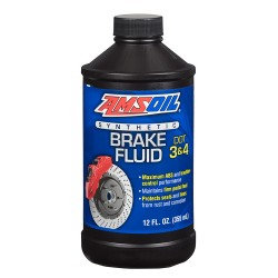AMSOIL DOT 3 & 4 Synthetic Brake Fluid