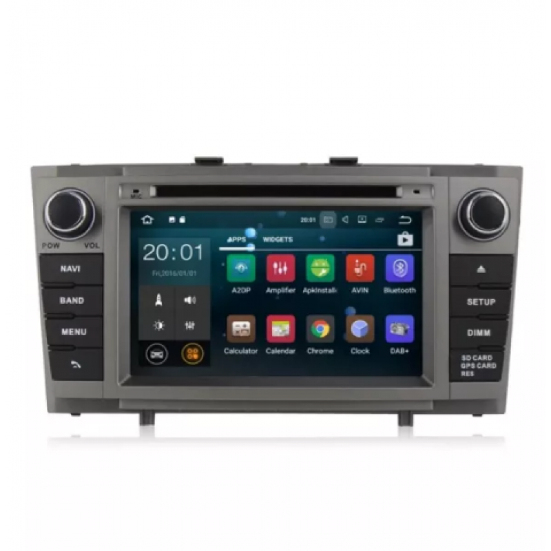 Мултимедия навигация за TOYOTA AVENSIS T27 ANDROID 10