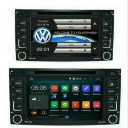 Мултимедия ANDROID 10 VW TOUAREG T5
