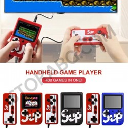 Конзола с 400 вградени игри и джойстик SUP , game box