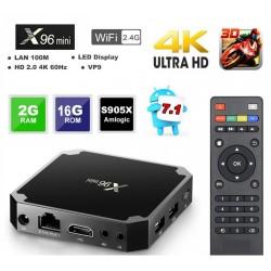 Smart TV BOX X96MINI 4GB RAM/32GB ROM
