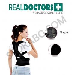 Коректор за гръб за мъже и жени за правилна стойка