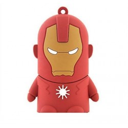 Power Bank външна батерия Iron Man