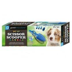 Комплект за почистване след домашен любимец - Scissor Scooper