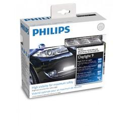 Дневни светлини 12V PHILIPS WLEDX1 LED DayLight9 + 10%