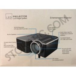 LED Projector проектор