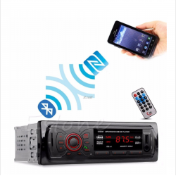 Радио MP3 Player за кола USB Bluetooth AUX SD 4x60W GT-1257