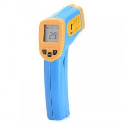Безконтактен лазерен термометър за измерване на температурата от разстояние